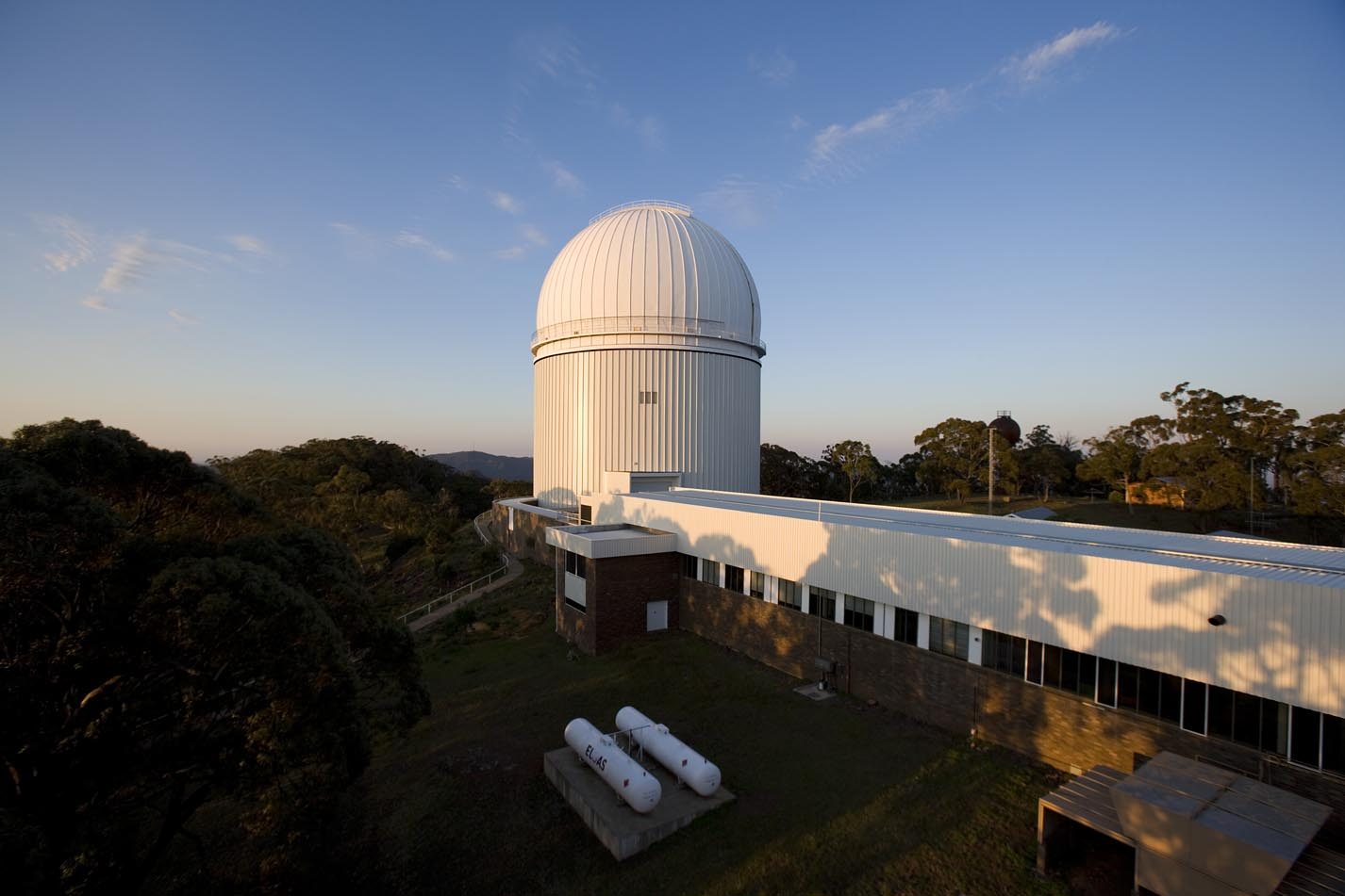 Siding Spring Observatory Asbestos Remediation Shaw